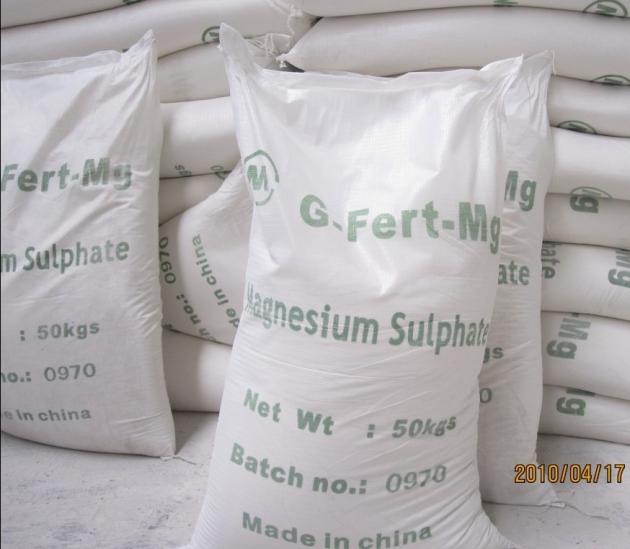 Magnesium Sulphate 1