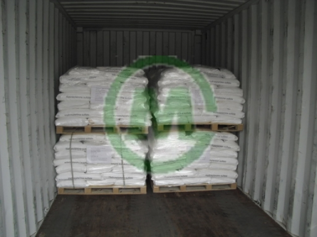 Hydroxylamine Sulphate 3
